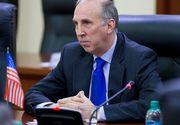 """Ambasadorul SUA la Chisinau in pericol de a fi expulzat din cauza unei declaratii. Traian Basescu: """"Este un afront grosolan adus Istoriei Romaniei"""""""
