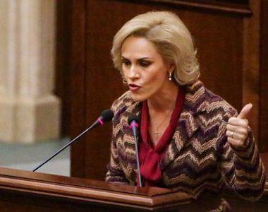 Gabriela Firea vine cu solutii pentru cladirile cu risc seismic. Primarul Capitalei...