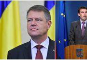 """Klaus Iohannis, avertisment pentru noul ministru de Interne privind alegerile: """"Sa avem garantia ca rezultatul nu e viciat"""""""