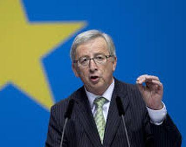 """Juncker cere înfiinţarea unei armate a Uniunii Europene: """"UE are nevoie de o structură..."""
