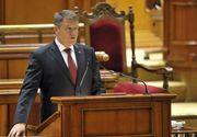 """Klaus Iohannis: """"Nu cred ca se poate relua votul din Senat la Oprea. Solutia este DEMISIA senatorului"""""""