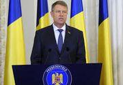 """Klaus Iohannis va propune un nou director SIE dupa alegeri: """"Nu voi încărca agenda Parlamentului, să se ocupe de o campanie curată şi de găsirea unor candidaţi fără dosare penale"""""""