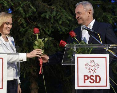 """Gabriela Firea: """"Liviu Dragnea, cel mai indreptatit sa fie premier"""""""