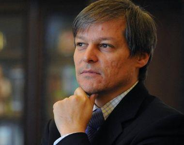 "Dacian Ciolos: ""Banii din coruptie vor merge la educatie si sanatate"""