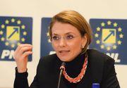 Alina Gorghiu va demisiona de la conducerea PNL dacă liberalii nu vor fi cei care vor propune viitorul premier
