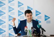 Semnul electoral al USR, respins de BEC pe motiv ca este similar cu cel al Uniunii Salvati Bucurestiul