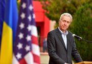 """Ambasadorul SUA, Hans Klemm: """"Sustin pe deplin mesajul lui Klaus Iohannis impotriva desemnarii unui premier cu probleme in justitie"""""""