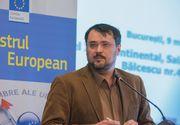 Cristian Ghinea, fostul ministru tehnocrat, candideaza la alegerile parlamentare din partea USR