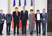 Klaus Iohannis a decorat mai multe personalitati culturale în cadrul unei ceremonii care a avut loc la Palatul Cotroceni