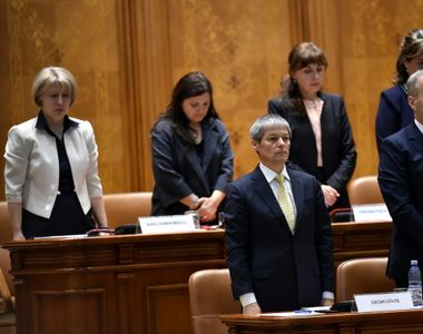 Guvernul va ataca la Curtea Constitutionala cresterile de salarii propuse de Parlament,...