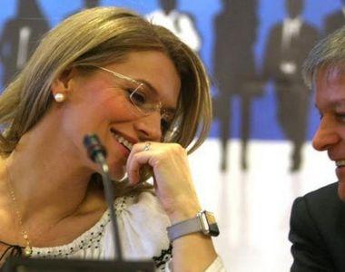 Alina Gorghiu: Dacian Ciolos a spus de la început ca nu se înscrie în partid. Vorbim...