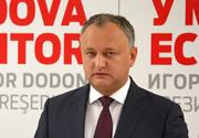 "Igor Dodon anunta ca ii va retrage cetatenia moldoveana lui Traian Basescu. ""Dupa data de 14, cand eu voi fi presedinte, veti pierde cetatenia"""