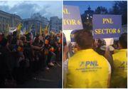 """Peste 20.000 de oameni participa la mitingul PNL din Piata Revolutiei. Dacian Ciolos: """"Romania nu se mai poate construi pe lideri mesianici, e nevoie ca fiecare dintre noi sa-si asume schimbarea"""""""