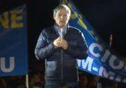 "Dacian Ciolos, la mitingul PNL: ""Sper sa avem un parlament in care toti parlamentarii sa lucreze pentru oameni, absolut toti"""