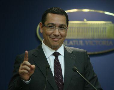 Victor Ponta scapa definitiv de controlul judiciar in dosarul privind vizita lui Tony...
