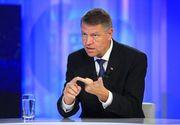 """Klaus Iohannis: """"Unirea cu Basarabia este posibila, dar nu in viitorul apropiat; trebuie indeplinite niste conditii minimale"""""""