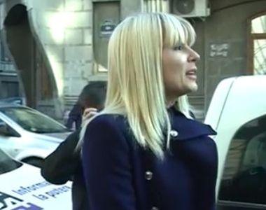 "Situatia inedita in care a fost pusa Elena Udrea la iesirea de la DNA: ""Am ramas..."