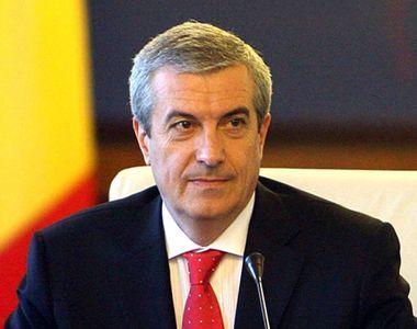 Calin Popescu Tariceanu, propunerea ALDE pentru functia de premier