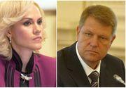 Gabriela Firea il critica pe Klaus Iohannis pentru ca nu a invitat-o nici pe ea la festivitatile de 1 Decembrie, dupa ce seful statului a anuntat ca nu va invita persoane cu probleme penale