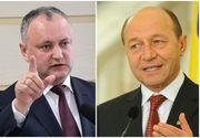 "Noul presedinte al Moldovei il ataca pe Traian Basescu: ""E mai bine sa nu ai deloc experienta politica, decat sa ai una ca a dumnealui"""