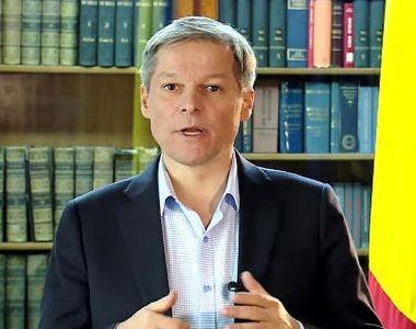 "Dacian Ciolos, mesaj de Ziua Nationala: ""De alegerile pe care le vom face, de..."