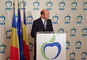 """Traian Basescu: """"6% e un scor bun. Am pierdut ocazia sa fiu prim-ministru din cauza scorului PNL. Ce pot sa garantez este ca vom face cea mai dura opozitie la PSD"""""""
