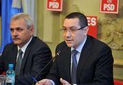 S-a intamplat in direct la Tv. Liviu Dragnea i-a ordonat lui Ponta sa paraseasca emisiunea in care era invitat