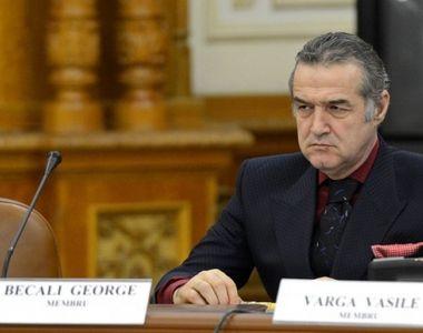 Gigi Becali, sponsor din umbra pentru PNL si PSD! A donat 50.000 de euro in 2012 si s-a...