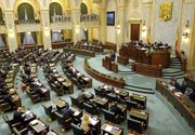 Senat: Comisia pentru buget recomanda respingerea reexaminarii propunerii de eliminare a 102 taxe