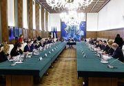 Premierul Sorin Grindeanu a convocat un comandament de iarna la Guvern, cu ministrii Transporturilor, Energiei, Internelor si Economiei