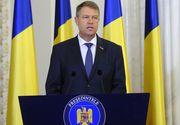 Presedintele Klaus Iohannis a promulgat Legea de abilitare a Guvernului de a emite ordonante simple pe perioada vacantei parlamentare