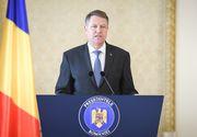 Presedintele Klaus Iohannis a declansat procedurile pentru organizarea referendumului privind justitia