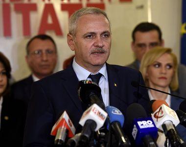 """Liviu Dragnea: """"Nicio gratiere nu ma ajuta pe mine. Romania e patria denunturilor..."""