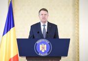 """Klaus Iohannis: """"Astazi este o zi de doliu pentru statul de drept. Sfidarea PSD la adresa poporului este deplina"""""""