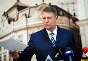 Presedintele Iohannis merge la sedinta CSM de miercuri in care ar trebui sa se avizeze OUG privind Codul penal