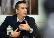 """Sorin Grindeanu, premierul Romaniei: """"Nu renuntam la OUG. Am luat o hotarare acum doua zile si mergem inainte"""""""