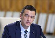 Grindeanu il propune pe ministrul Economiei interimar la Mediul de Afaceri, Comert si Antreprenoriat, dupa demisia lui Florin Jianu