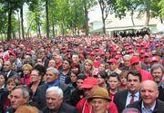 """""""Vom raspunde cu dinte pentru dinte"""" spune liderul PSD care i-a numit pe protestatarii """"ragalii"""""""