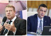 Grindeanu nu mai merge in Parlament la discursul lui Iohannis pentru ca nu ar fi primit invitatie