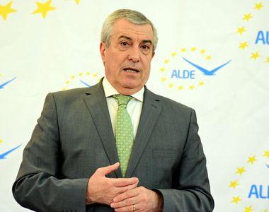 """Tariceanu vrea sa organizeze o dezbatere despre """"adevaratul stat de drept"""" si..."""