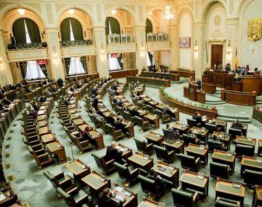 Comisia juridica a Senatului a adoptat raport pozitiv pentru proiectul legii de...