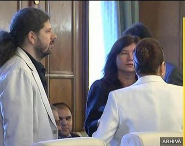 Remus Cernea, in Parlament pentru a isi sustine controversata lege privind...