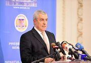 "C.P. Tariceanu: ""In Romania toata lumea face gargara cu coruptia, de dimineata pana seara"""