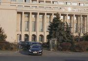 Ministrul Justitiei, filmat cand iesea cu masina din curtea Guvernului, trecand peste o linie continua: Nu am facut-o intentionat