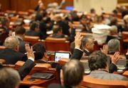 Senatul a votat Legea privind executarea pedepselor. Detinutii care stau in conditii necorespunzatoare li se va reduce pedeapsa cu trei zile pe luna