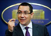 """Victor Ponta se ofera sa salveze pasagerii aruncati din """"barca"""" PSD, dupa ce Dragnea a cerut plecarea lui Daniel Constantin din Guvern"""