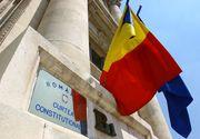 CCR a amanat, din nou, Legea care interzice condamnatilor penal sa detina functii in Guvern