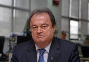 Vasile Blaga, audiat la Directia Nationala Anticoruptie ca martor intr-un dosar