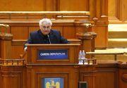 Scandal in Parlament. Deputatul PSD Nicolae Bacalbasa, gesturi obscene si afirmatii jignitoare la adresa unei colege. Deputatul a fost suspendat pentru 6 luni UPDATE