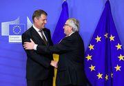 """Seful Executivului European anunta ca Romania scapa de MCV pana in 2019. Iohannis: """"Aderarea Romaniei a avut costurile sale, dar beneficiile sunt incontestabile"""""""